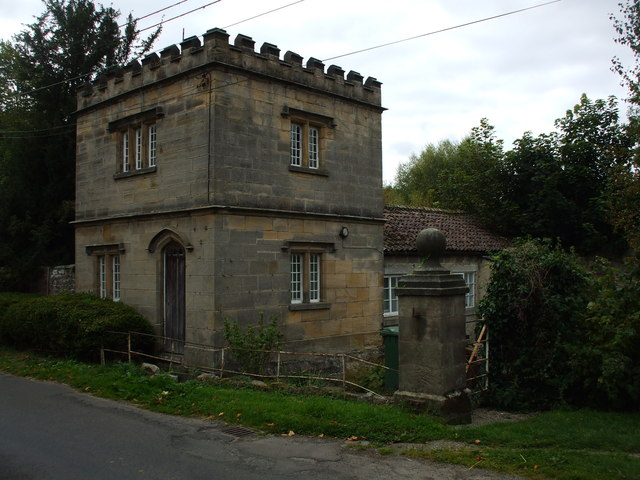 Hornby Lodge