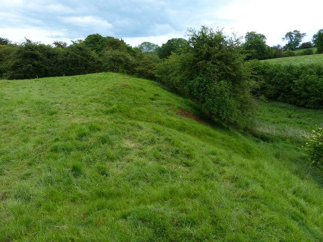 Site of Sauvey Castle