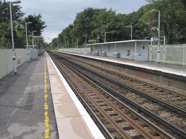 East Dulwich railway station, Greater London