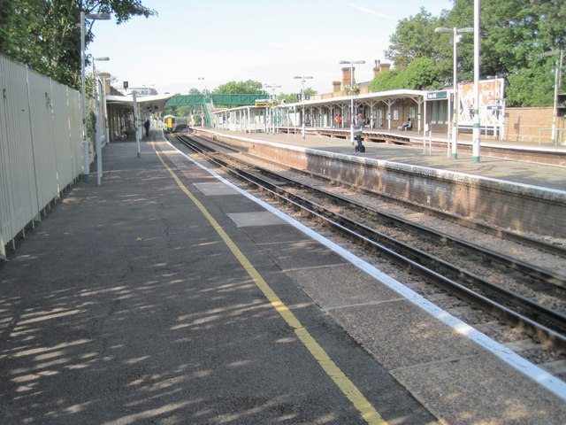 Tulse Hill railway station, Greater London