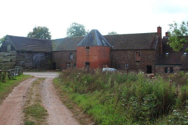 Oast House at Woodmanton Manor, Clifton-On-Teme