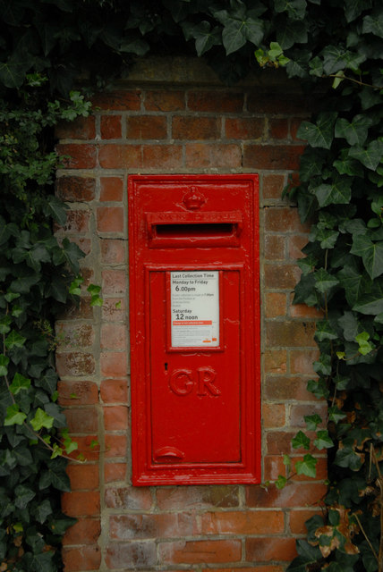 Redhill post box