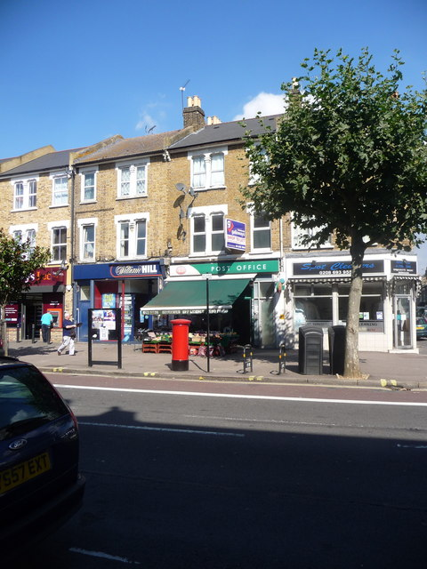 East Dulwich: Lordship Lane Post Office