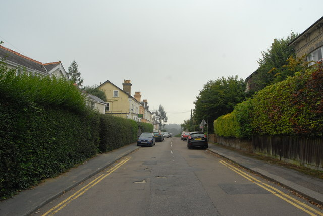 Grove Hill Road, Redhill