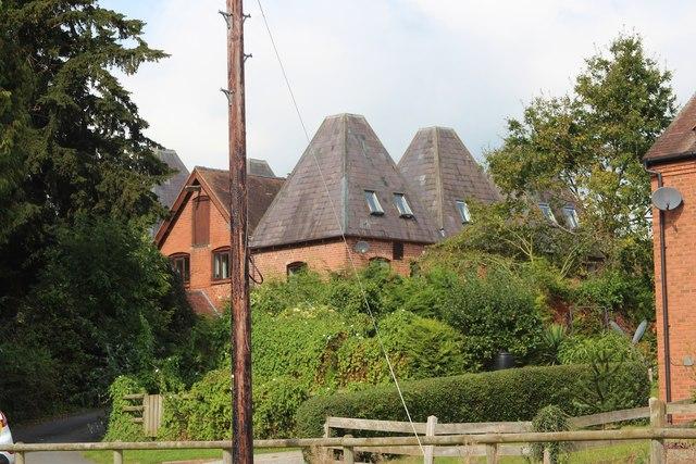 The Hop Kilns, White House Farm