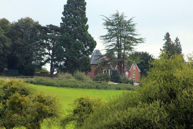 Oast House at The Lowe Farm, The Lowe, Eardiston