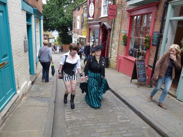 Steampunk festival in Lincoln 2014 - Photo 10