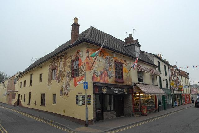 Shops in Ross on Wye