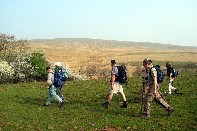 Llwybr Bryn Path