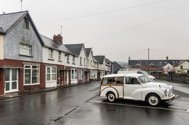 Glyndwr Road