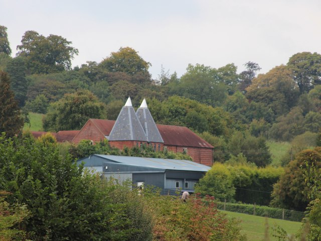 The Oast House, Home Farm Lane, Great Witley