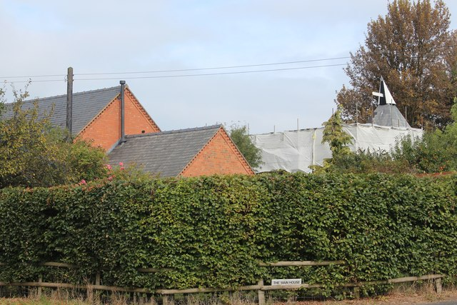 Oast House at Laugherne Farm, Martley