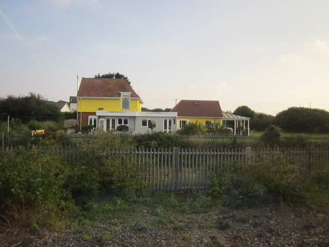 House at Gwinear Road Level Crossing