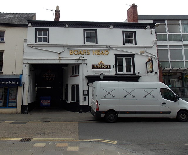 Boars Head Oswestry