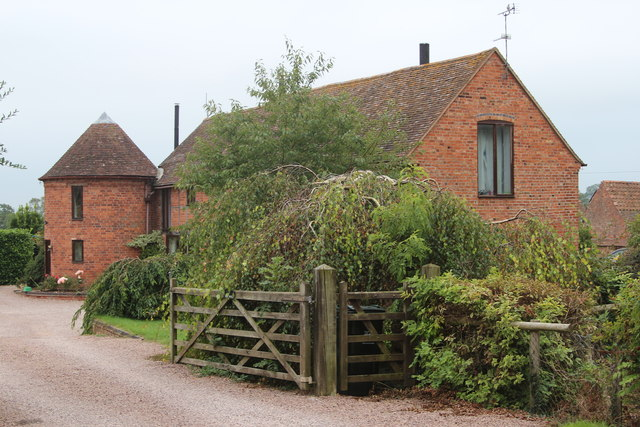 The Oast House, Peghouse Farm, Broad Green