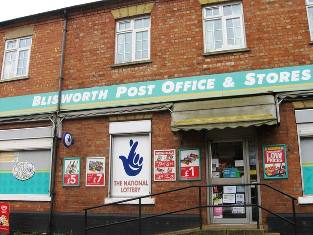 Post Office and Stores, Blisworth