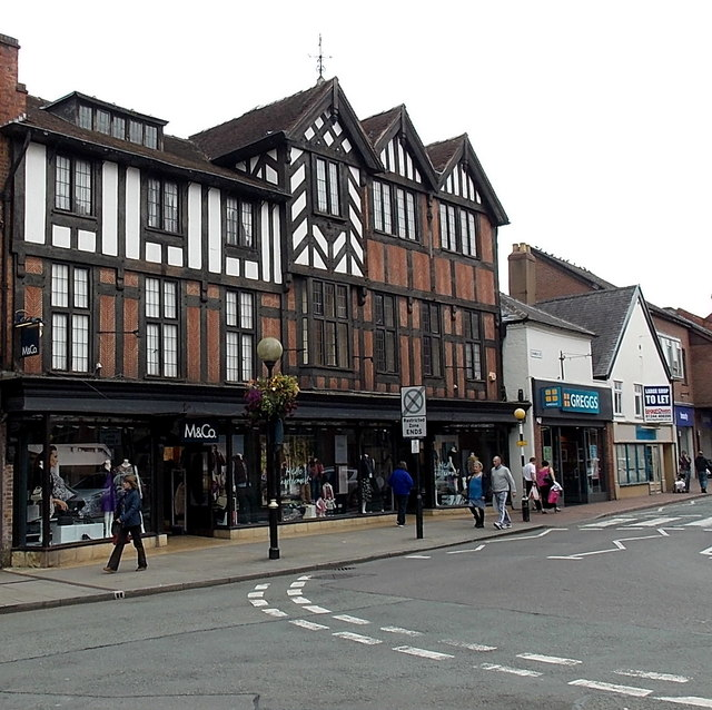 M & Co in Oswestry