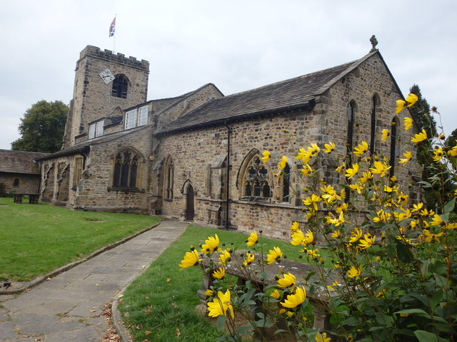 St. Wilfred's Church, Ribchester