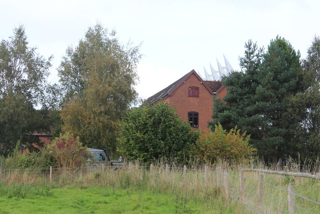 Oast House at Stockton Grange, Stockton on Teme