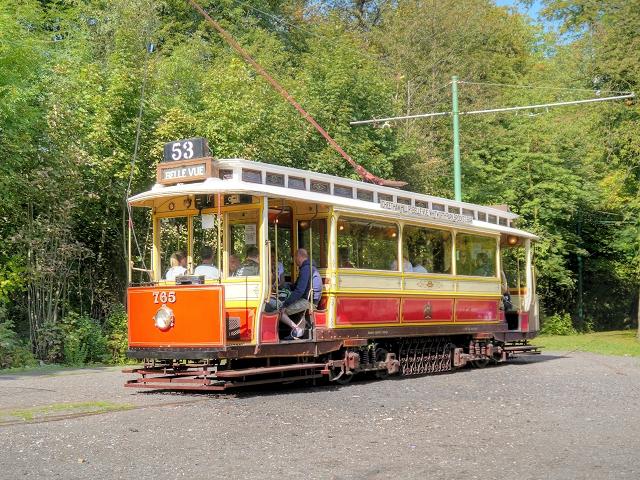 Heaton Park Tramway, Manchester 765