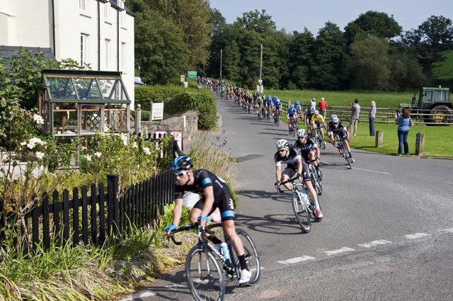 Tour of Britain, Dingestow