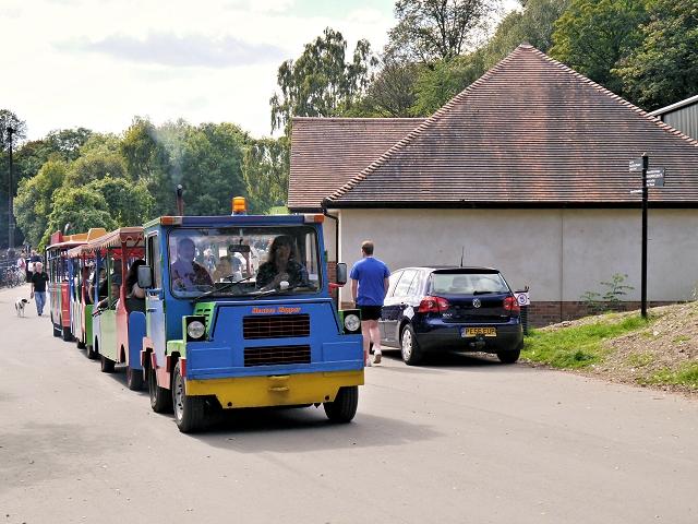Heaton Park Road Train
