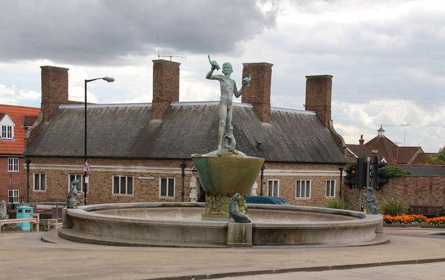 Braintree - Sculpture