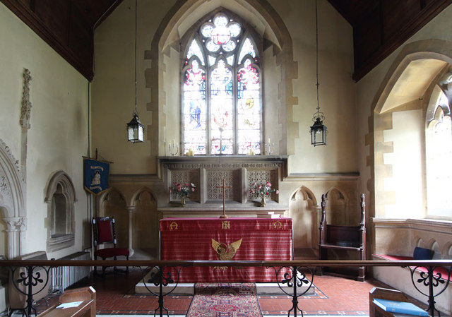 St John the Evangelist, Little Leighs - Sanctuary