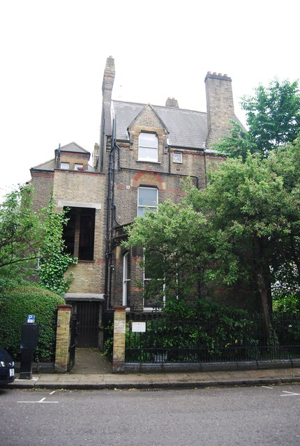 House, Courtfield Gardens East
