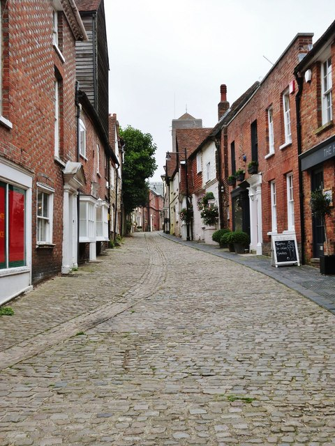 Lombard Street, Petworth, West Sussex