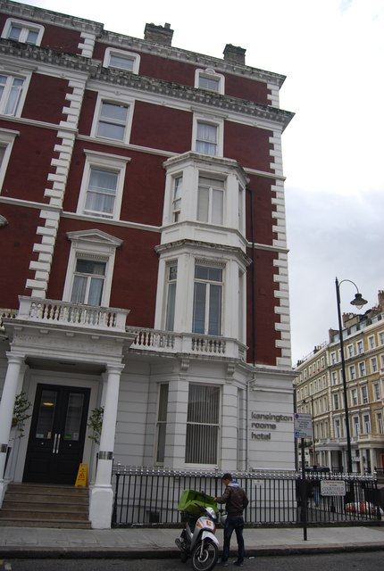 Kensington Rooms Hotel