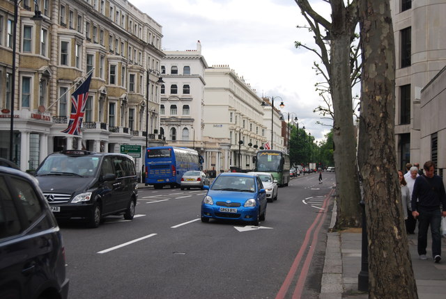 A4, Cromwell Rd