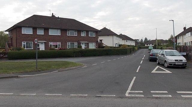 Trewern Avenue, Gobowen