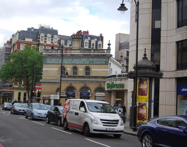 Gloucester Road Underground Station