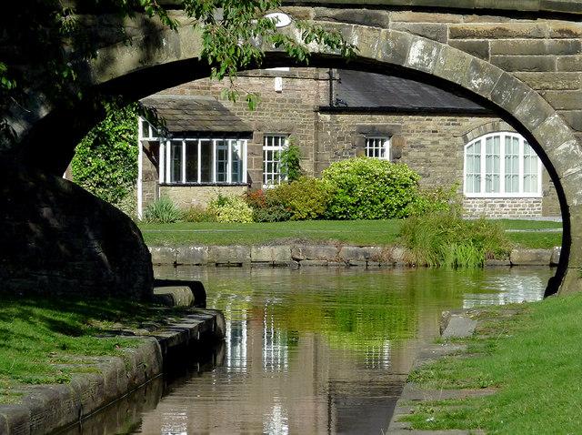 Canal Bridge near Marple, Stockport