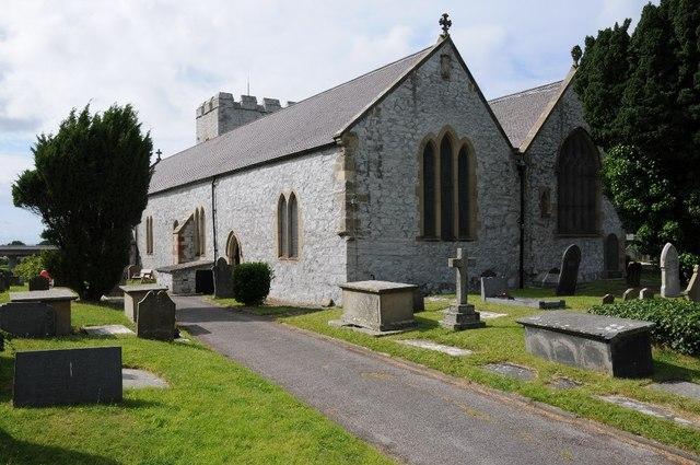 Rhuddlan church