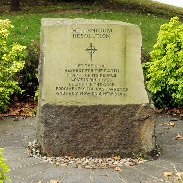 Holmes Chapel Millennium Resolution