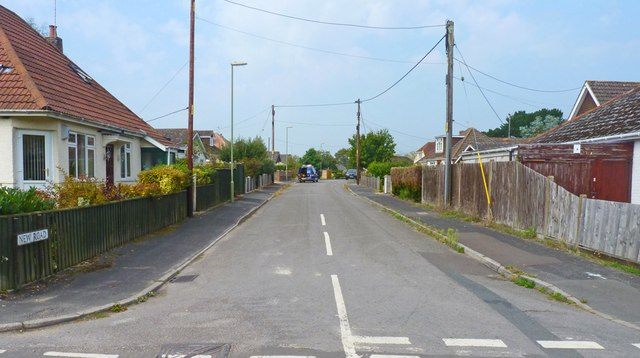 New Road at Moortown