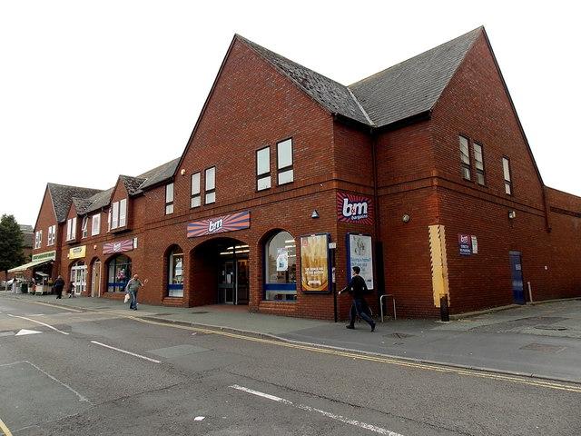 B&M Bargains, Oswestry