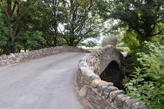 The bridge at Stair