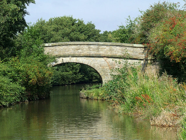 Woods Bridge near Tytherington, Cheshire