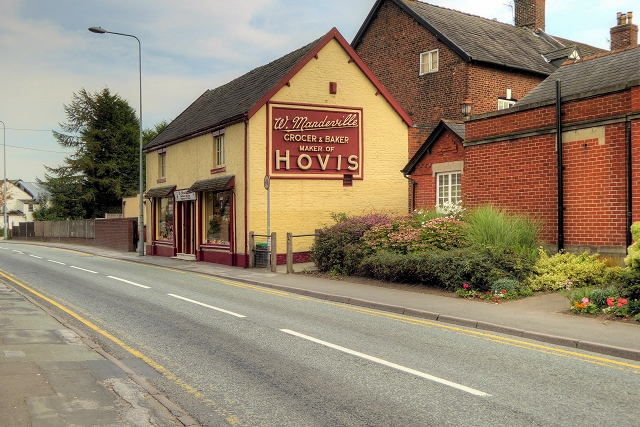 Macclesfield Road, Holmes Chapel