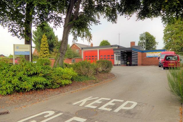 Community Fire Station, Holmes Chapel