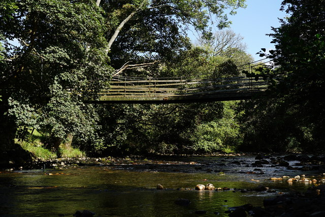 Bridge Over the River Esk