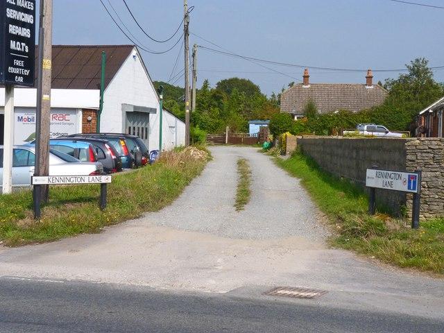Kennington Lane, Bartley