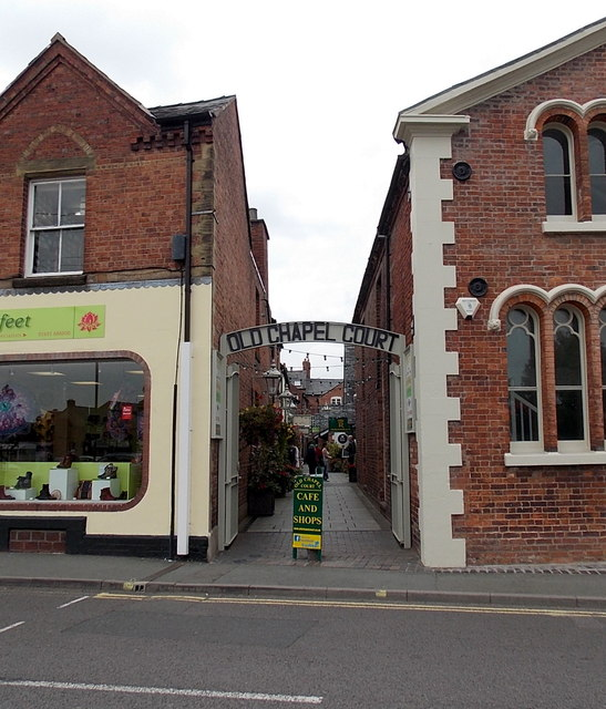 Old Chapel Court, Oswestry