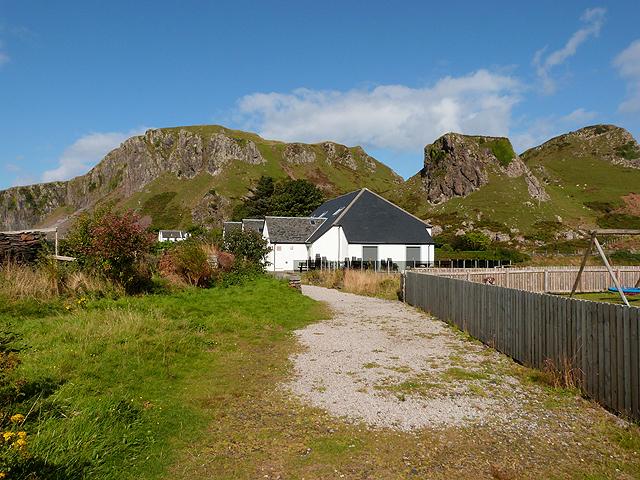 Seil Island Community Hall