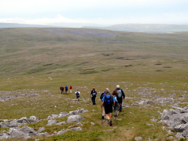 Tuag at / Towards Foel Fraith