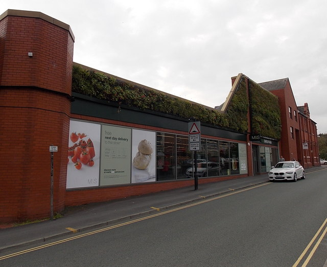 M&S Simply Food in Oswestry
