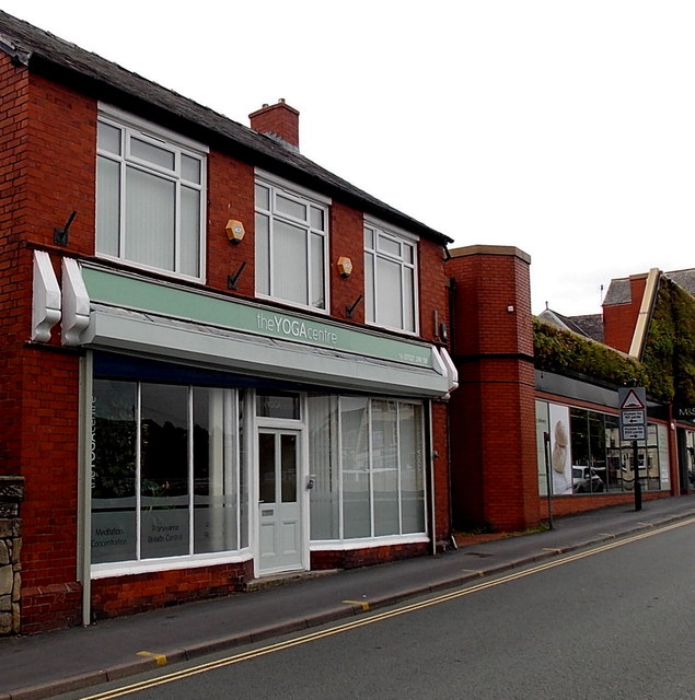 The Yoga Centre in Oswestry